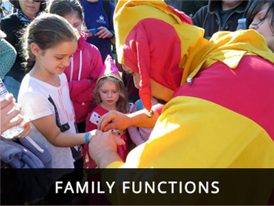 Family Event Entertainment Sydney