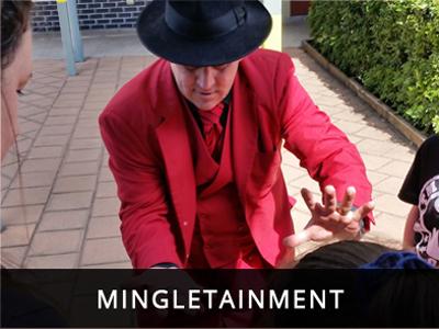 Roving Magicians Sydney