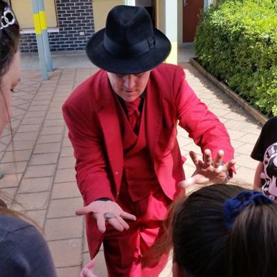 Benny T Magicman